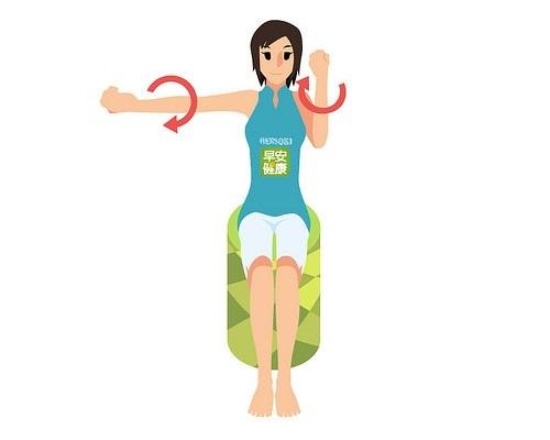 上臂三頭肌鍛鍊-第二式