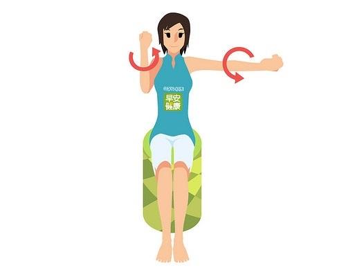 上臂三頭肌鍛鍊-第三式