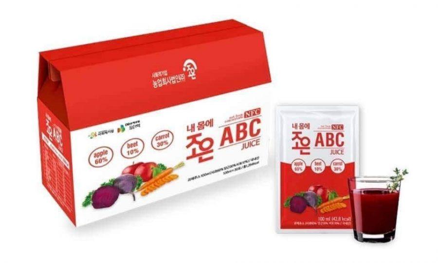 快速减肥蔬果汁-韩国ABC果汁