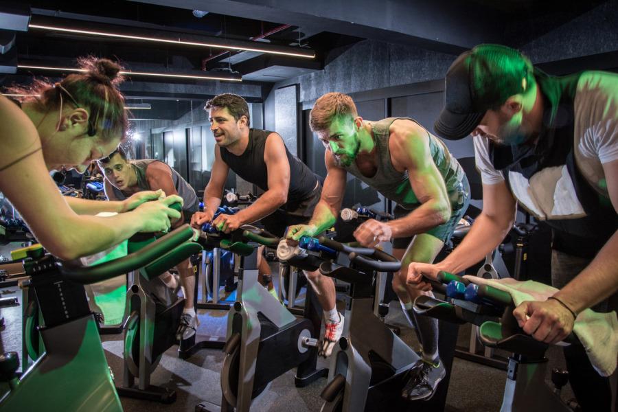 健身單車減肥