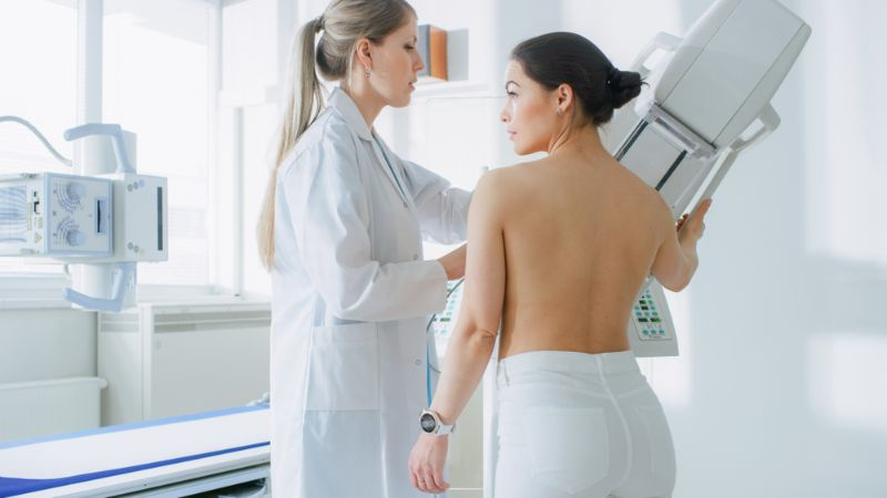 隆胸會阻礙乳癌檢查