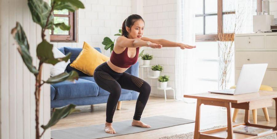 快速降低食慾方法6. 輕量運動