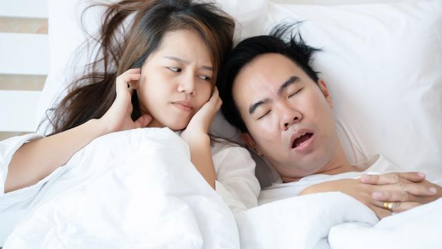 睡眠窒息症